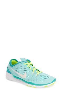 11329b6a214 NIKE  Free 5.0 Tr Fit 5 Breathe  Training Shoe (Women).