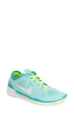 Nike 'Free 5.0 TR Fit 5 Breathe' Training Shoe (Women) available at #Nordstrom