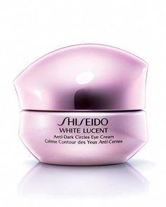 Shiseido White Lucent Anti-Dark Circles Eye Cream #skilfulness #EverydayBeautyRoutine Eye Cream For Dark Circles, Eye Circles, Pune, Dry Eyes Causes, Beauty Hacks For Teens, Skin Care Routine For 20s, Skincare Routine, Nordstrom, Blush