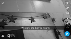 ❝and now we won't❞