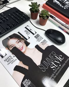 Grab a copy of our June/July issue starring Korean actress Shin Min A from your local newsstands now! Expect lots of travel inspiration and the biggest Asian beauty trends.  #ellemalaysia #shinmina #celine #elle #magazine  via ELLE MALAYSIA MAGAZINE OFFICIAL INSTAGRAM - Fashion Campaigns  Haute Couture  Advertising  Editorial Photography  Magazine Cover Designs  Supermodels  Runway Models