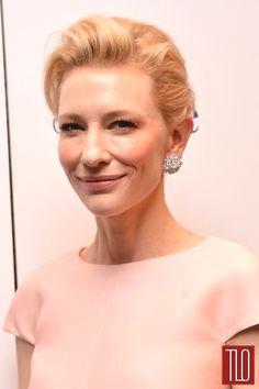 "Cate Blanchett in Balenciaga at the ""Blue Jasmine"" Premiere | Tom & Lorenzo"