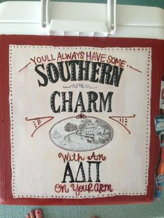 southern charm-kappa delta of course