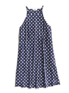 b34cf98586f Spring Stylist Picks  Polka dot shift dress Stylist Pick