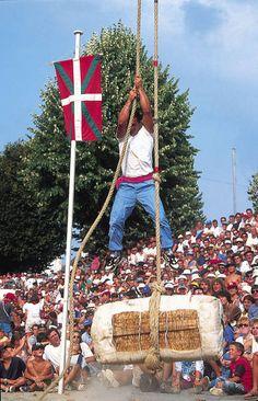 Jeu de Force #Basque #PaysBasque #France