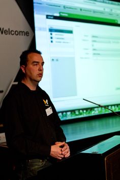 Tom Pijsel tells how you can speed up production using Content Station.