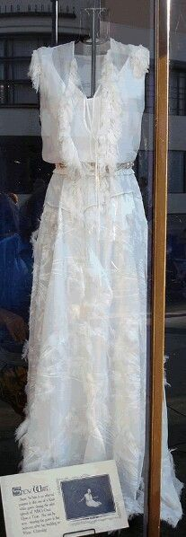 Ginnifer Goodwin  Snow  white dress from Once Upon A Time pilot by Eduardo Castro & The White Wizard | Sci-Fi/Fantasy | Pinterest | Gandalf