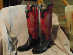 Boot Pictures   C.T. Chappell Boot Shop and Trail Town Custom Leather