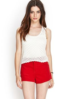 Cool Corduroy Shorts