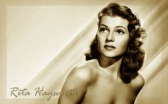 Image detail for -Rita Hayworth | Actress Wallpapers