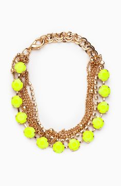 DAILYLOOK Electric Stone Bracelet
