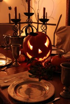 The Charm of Home: Sleepy Hollow Themed Party