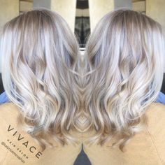 dimensional blonde highlights and balayage by kalyn sieminski vivace salon del mar