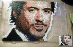 Robert Downey JR. by LlamaTears