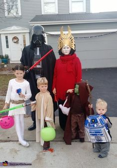 Kelsey: My son is very in to star wars and our whole family was happy to get in…