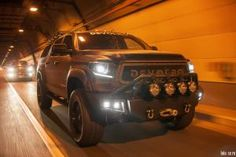 Devolro's Interceptor--A Truck That's Got Your Back in the Apocalypse: Much Faster Than Your Bank's Armored Truck