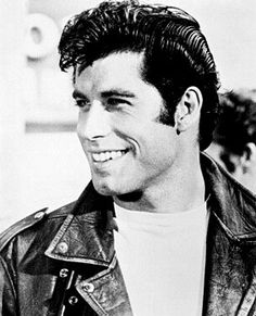 John Travolta in Grease :)