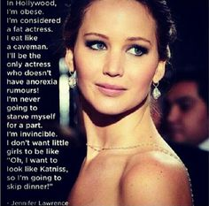 Jennifer Lawrence is just so perfect ugh <3