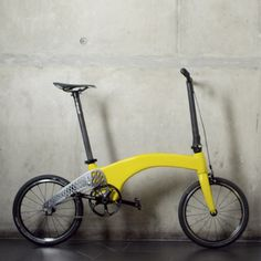 """""""World's lightest"""" folding bicycle weighs less than the average watermelon."""