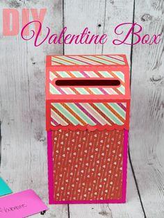DIY Valentine Box -