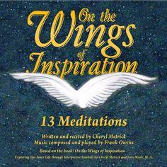 Cheryl Metrick - On The Wings Of Inspiration: 13 Meditations, Blue
