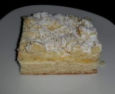Schlesischer Streuselkuchen wie vom Bäcker Recipe Silesian crumble cake as from the baker of – recipe of the category baking sweet German Baking, German Cake, Gateaux Cake, Baker Recipes, Cake & Co, Cakes And More, No Bake Desserts, Cake Cookies, No Bake Cake