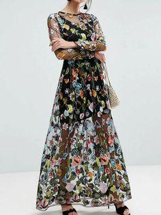 What a fun dress to wear!