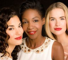 A complete guide to choosing and wearing red lipstick.