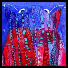 The Art of Fibrite, Elketrittel, mixed media artist.  IMG_0619p