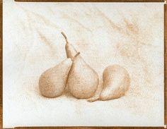 Pears - Gum Bichromate
