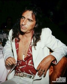 Alice Cooper-love him!!!!