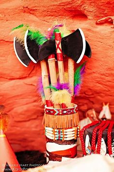 Pow Wow Party - Kara's Party Ideas Book - Kara's Party Ideas - The Place for All Things Party