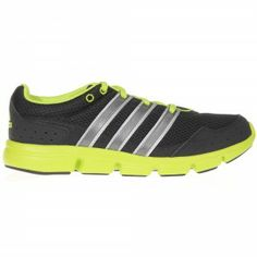 The Adidas Breeze 101 M Mens Running Trainer is a running shoe that offers runners maximum ventilation allover Mens Running Trainers, Running Shoes, Black Slime, Asics, Breeze, Adidas Sneakers, Metallic, Nike, Silver