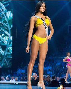 Miss Universe Swimsuit, Miss Venezuela, Beauty Pageant, Beauty Full Girl, Swimsuits, Bikinis, Beauty Queens, Black Girls, Bathing Suits
