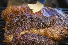 Whether you are smoking or grilling, this overnight brisket marinade will add a lot of flavor and help keep the meat tender.