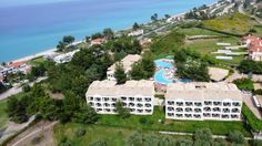 """See 4 tips from 81 visitors to Lesse Hotel. """"Nice Hotel, but very small shower with strange water pressure :) Very nice beach at another side of. Small Showers, Beach Fun, Best Hotels, Four Square, Greece, Paradise, Mansions, House Styles, Places"""