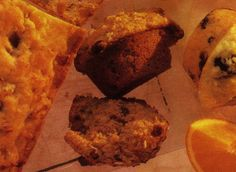 Spice Nut Health Muffins - dairygoodness.ca