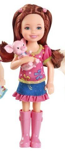 TOPSELLER! Barbie & Her Sisters in a Pony Tale K... $3.78