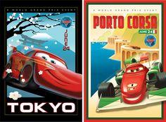 Retro Cars prints