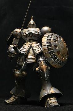 Gundam Model, Mobile Suit, Plastic Models, Samurai, Naoto, Robots, Image, Robot, Samurai Warrior