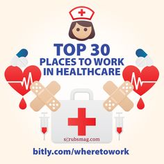 Top 30 Places to Work in Healthcare according to Becker's Hospital Review. The Right Solutions staffs nurses at several of these facilities! Check out job opportunities for #travelnursing at www.therightsolutions.com