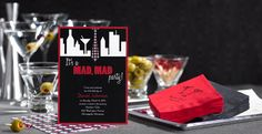 ... party the crew of Mad Men's Sterling Cooper Draper Pryce advertising