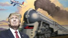 Trump Train Traveling At Mach Speed America's FIRST  Bullet Train  I have coined a new term..The Reality President, he makes sure the media is there so WE can be a part of what is happening to OUR country, he explained EVERYTHING he is doing how it affects us, and what it is all about Teaching us how OUR government works and the anger from the left is WE'RE LEARNING IS NOT SO DAMN COMPLEX and as we learn it's obvious they will NOT ever be able TO LIE TO US AGAIN or claim it's to complex