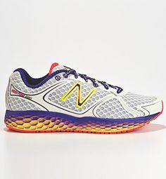 These New Balance shoes are designed to understand how your foot moves while you run. Find the best sneakers for other workouts here: http://www.womenshealthmag.com/fitness/best-workout-shoes-for-women?cm_mmc=Pinterest-_-womenshealth-_-content-style-_-shoesforeveryworkout