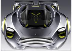 Car sketches Set-1/renderings/sketchbook/ on Behance