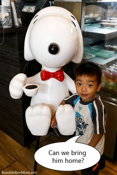 Charlie Brown Cafe Singapore One KM Review 02