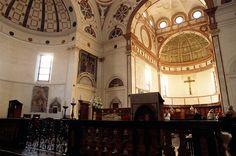 Altar, Santa maria delle grazie, Milan
