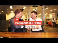 Chase Jarvis & Gary Vaynerchuk team up to talk about time. passion and education. Episode Chase Jarvis Answers Questions on the Show