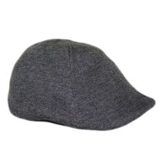 81de368a65b  The Scrapper  Scally Cap-Charcoal