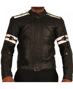 Vulcan VTZ-910 Street Motorcycle Black Jacket
